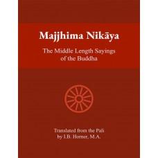 Majjhima Nikāya The Middle Length Sayings