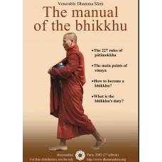 The Manual of the Bhikkhu